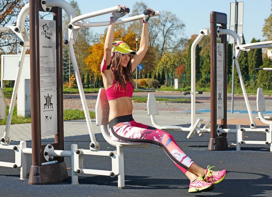 Czy siłownie w parku pomagają schudnąć
